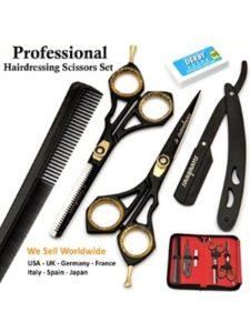 Saaqaans buy  barber scissors