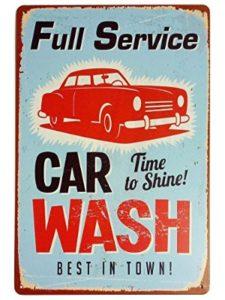 China cafe  car washes