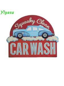 Yiyasu cafe  car washes
