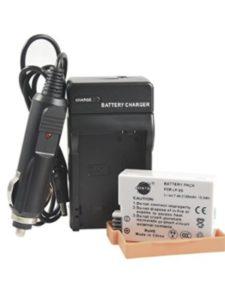 DST Electron Technological Co., Ltd canon 700d  battery lives