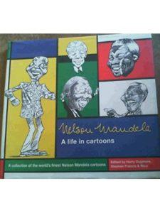 New Africa Books cartoon  nelson mandelas