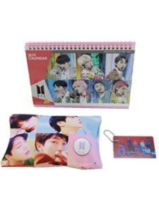 Idolgoods case  mini calendars