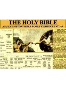 Dakota Publishing chart timeline  bible histories