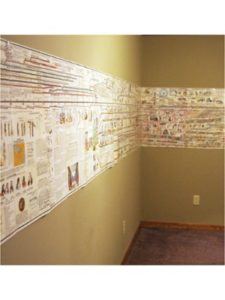 Master Books chart timeline  bible histories