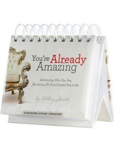 DaySpring Company desk pad calendar