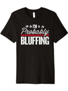 Official Pro Poker Player Gift Tees clothing  pro players