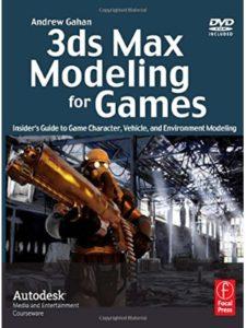 Focal Press college  3d modelings