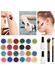 Hometom color  henna tattoo kit