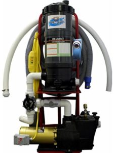 Aquaquality Pools & Spas, Inc. commercial  portable pool vacuums