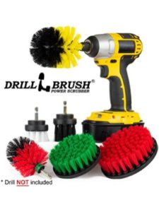 Drillbrush commercial  portable pool vacuums