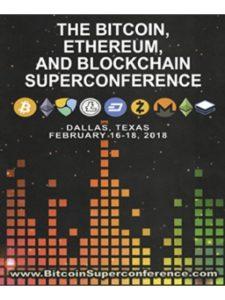 Bitcoin Ethereum & Blockchain Super Conference blockchain bitcoin