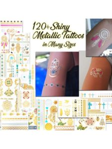 NYC-Fashion cross  henna tattoos