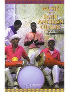 Schirmer culture  latin american musics