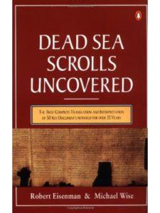 Penguin Books dead sea scroll book