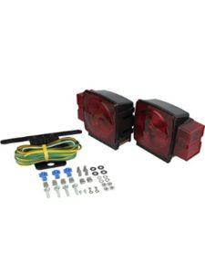 Blazer International Trailer & Towing Accessories deluxe 12 volt  trailer light kits
