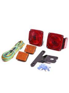 CZC AUTO deluxe 12 volt  trailer light kits
