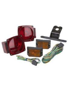 Haul-Master deluxe 12 volt  trailer light kits
