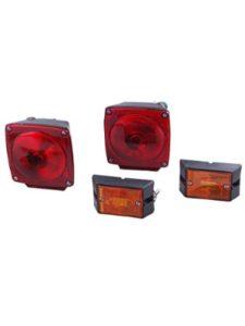 Max Load deluxe 12 volt  trailer light kits