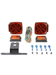 Maxxtow Towing Products deluxe 12 volt  trailer light kits