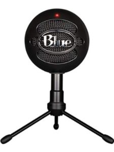 Blue Microphones desktop  podcast apps