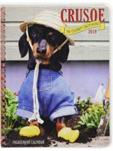 Willow Creek Pr dog engagement calendar