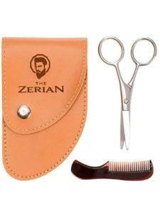 THE ZERIAN dovo  mustache scissors
