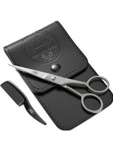 Viking Revolution dovo  mustache scissors