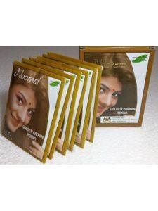 Achal Impex dye golden brown  henna hairs