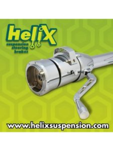 Helix electrical control system  steering gears