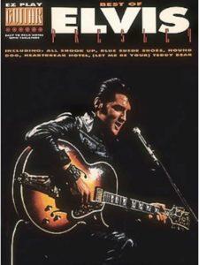 Hal Leonard elvis  guitar tabs