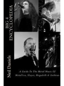 CreateSpace Independent Publishing Platform encyclopedia  metal musics