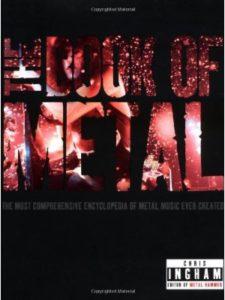 Da Capo Press encyclopedia  metal musics