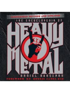 Sterling encyclopedia  metal musics