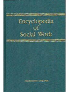 Natl Assn of Social Workers Pr encyclopedia  social works