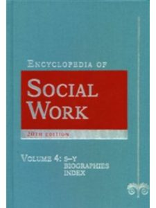 Oxford University Press encyclopedia  social works