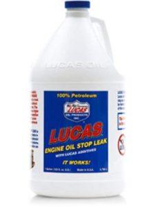 Lucas Oil oil stop leak