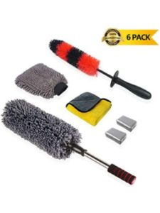 UPRA wheel cleaner