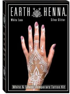 Earth Henna fake  henna tattoo kit