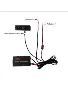 Voswitch fan jeep grand cherokee  relay switches