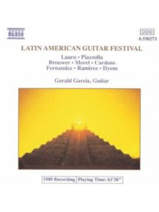 Naxos festival  latin american musics