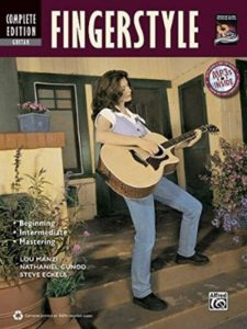 Alfred Music    fingerstyle guitar methods
