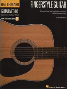 Hal Leonard    fingerstyle guitar methods