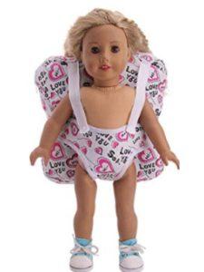 Lywey free pattern  doll carriers