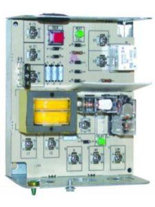 Honeywell furnace blower motor  relay switches