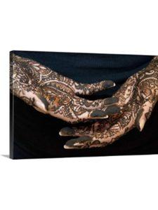 Great Big Canvas gallery  henna designs