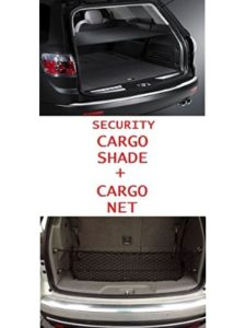 Trunknets Inc gmc acadia  cargo covers