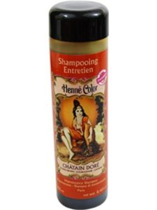 Yumi Bio Shop golden brown  henna hair colors