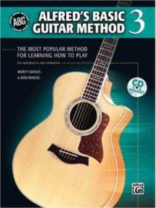 Alfred Music    guitar method book 3S