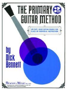 Beacon Music Company, Inc.    guitar method book 3S