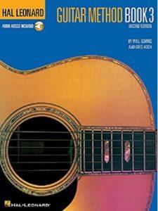 Hal Leonard    guitar method book 3S